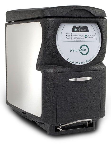 indoor composting machine