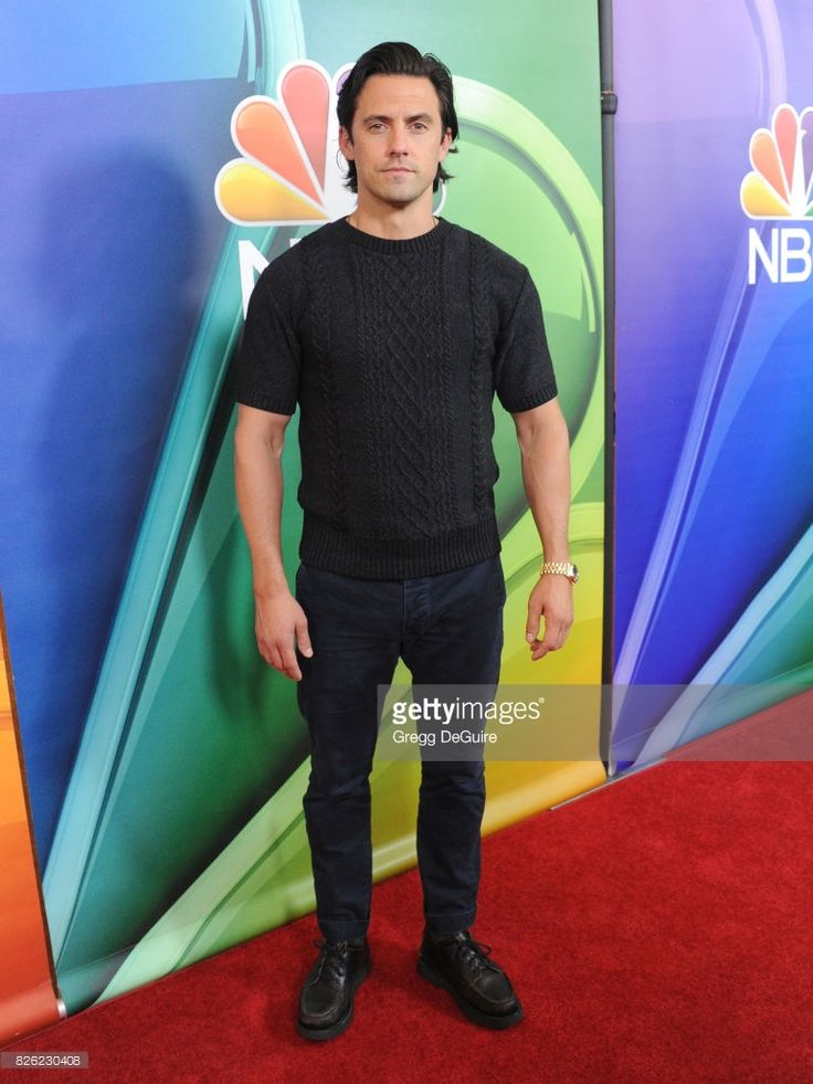 Milo Ventimiglia arrives at the 2017 Summer TCA Tour - NBC Press Tour at The Beverly Hilton Hotel on August 3, 2017 in Beverly Hills, California.