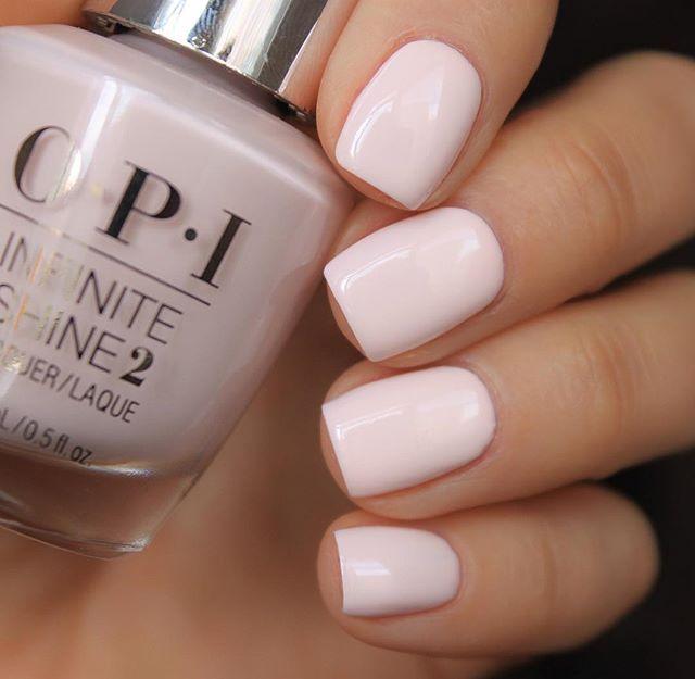 OPI #opiinfiniteshine Its Pink P. M. из магазина @pro_opi в три тонких слоя. Прекрасен
