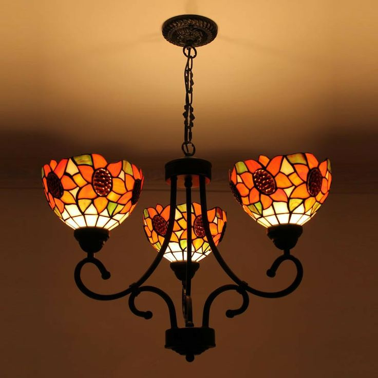Ram Game Room 3 Light Leather Shaded Billiard Island Light: 178 Best Images About Tiffany Lamps On Pinterest