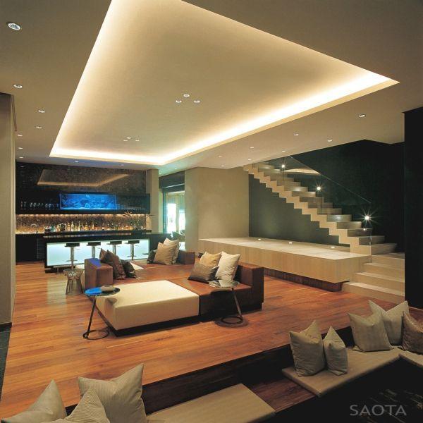 Las 25 mejores ideas sobre plafones de tablaroca en - Iluminacion para casa ...