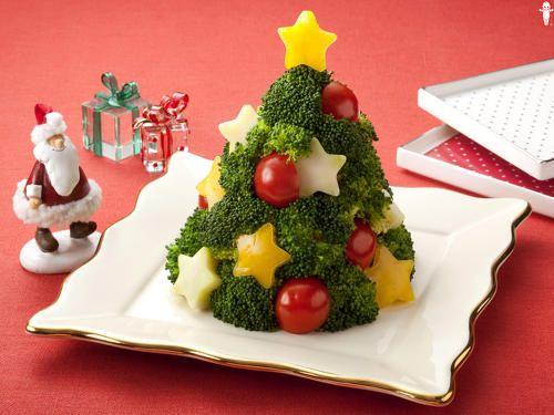 ブロッコリーのカラフルツリーサラダ|とっておきレシピ|キユーピー
