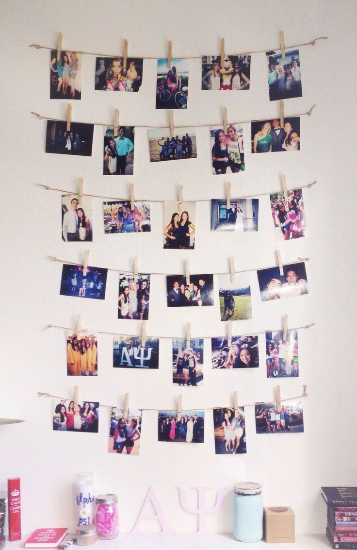 10 Creative Ways To Hang Photos Without Frames Hanging Art Posters And Traditional