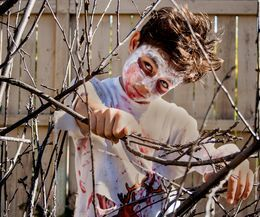 How to Make a Kid's Zombie Costume for Halloween