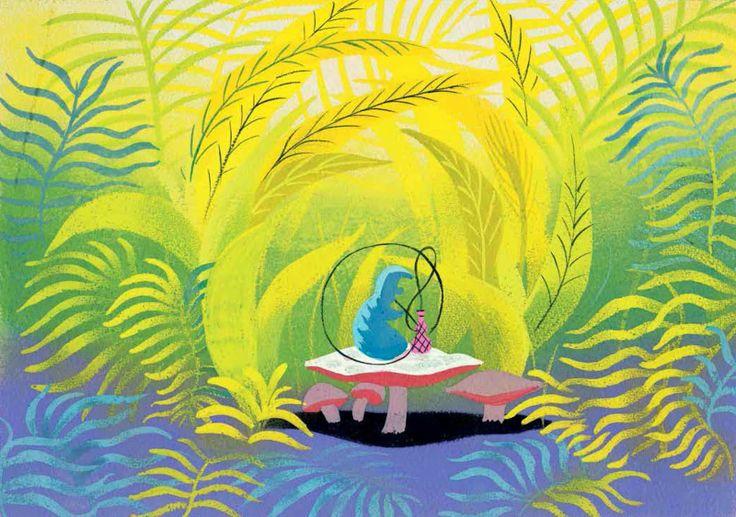 MyNewAnimatedLife • I film Disney, Pixar, Ghibli e Touchstone, e le serie ABC e Disney Channel: Tra Colori e Forme Essenziali: L'Affascinante Mondo di Mary Blair