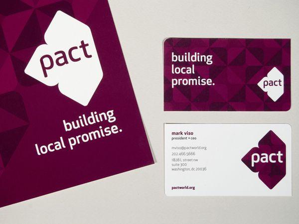 Pact by Nicole Kraieski, via Behance