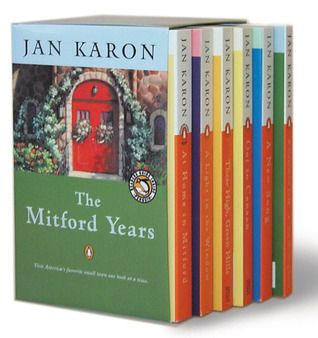 The Mitford series by Jan Karon