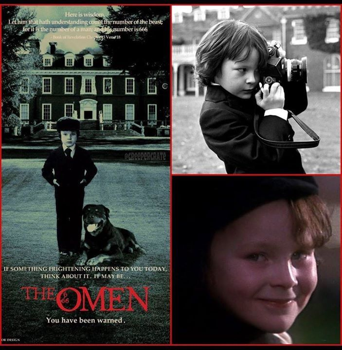 The Omen Was Released On This Day June 25th 1976, 41 Years Ago...