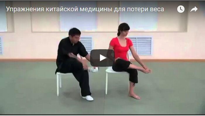 Волшебная техника китайской медицины для потери веса. Я давно искала эту методику.