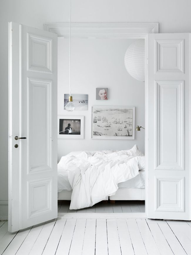 Best 25 White rooms ideas only on Pinterest Room goals Photo