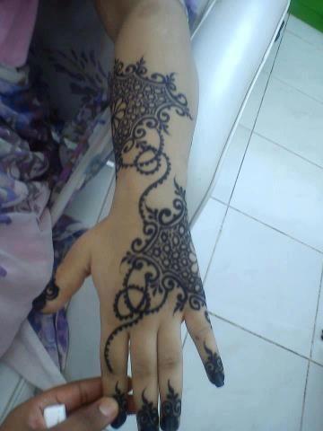 Sudanese #mehndi #henna