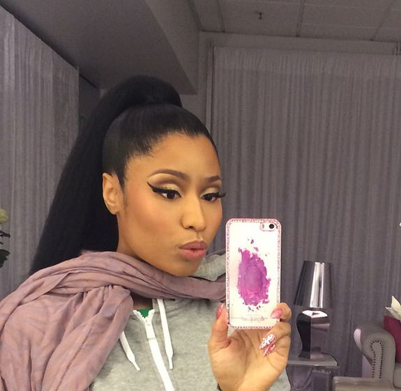 Nicki Minaj is a partner in the new TIDAL music streaming service and she has some secret material that she plans to drop on it. Description from urbanislandz.com. I searched for this on bing.com/images
