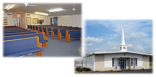 Welcome to Gospel Way Baptist Church!    Thank you for visiting our website! We would like to invite you to visit our fellowship. We are a friendly family church and everyone is welcome. Gospel Way is an old-fashioned, independent, fundamental, Bible-believing Baptist church leading folks to the Gospel, the only Way to heaven.