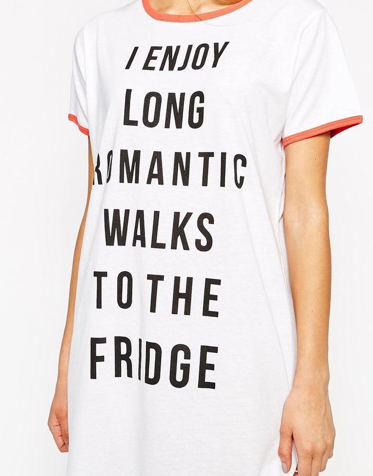 Image 3 - Minkpink - Romantic Walks - Robe t-shirt