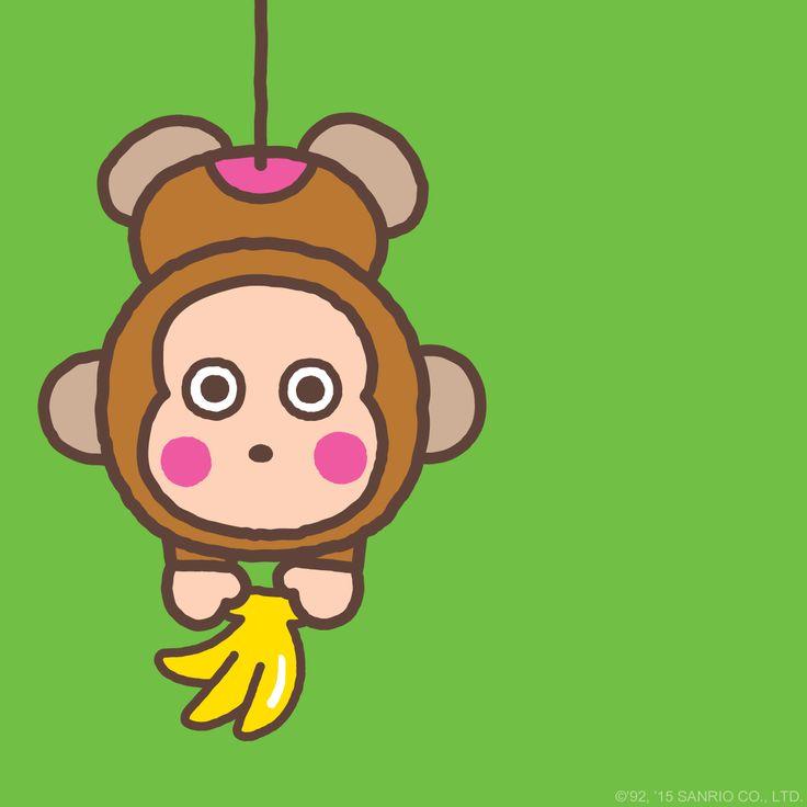 Go Bananas for Monkichi | Sanrio Blog | Sanrio