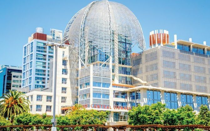 #SanDiego Central Library opens today! Read more http://www.ourcitysd.com/features/new-downtown-library-open