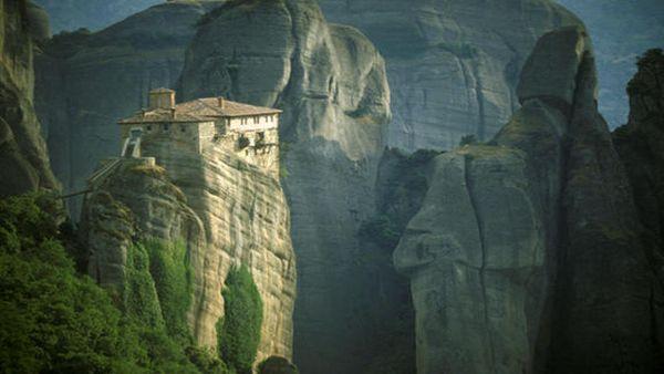 Greece - Meteora monastere