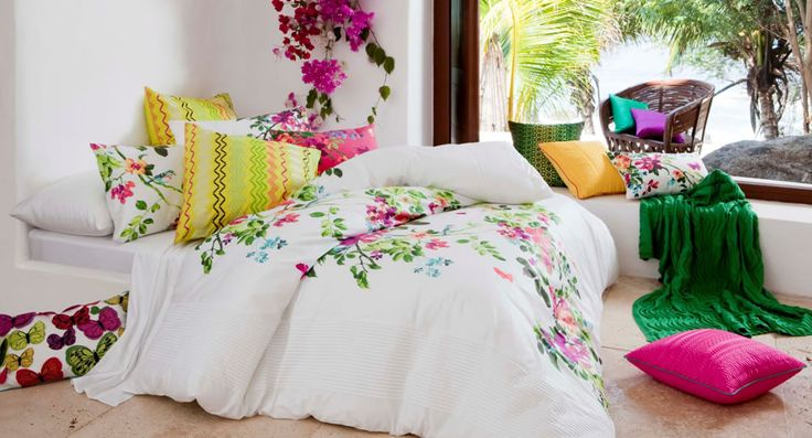 Chintz Bed Linen From Kas from Harvey Norman NewZealand