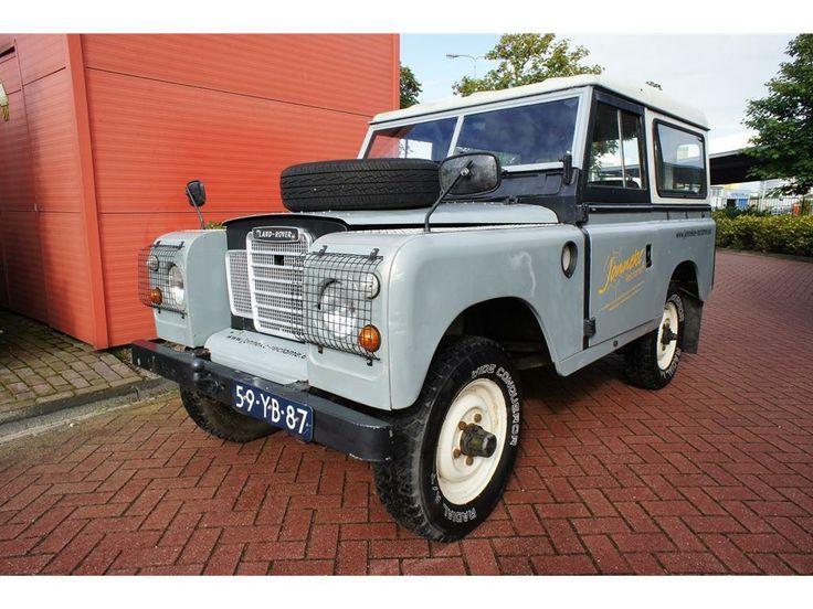 "Land Rover Series III 88"""