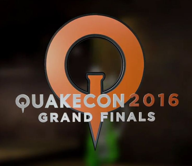 QuakeCon 2016 :: Grand Final Quake Live Movie