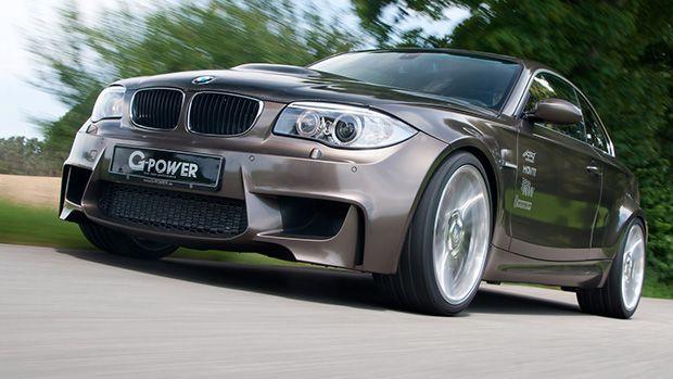 Hurricane RS: como transformar o BMW Série 1 M em um monstrinho com um motor V8 supercharged de 600 cv