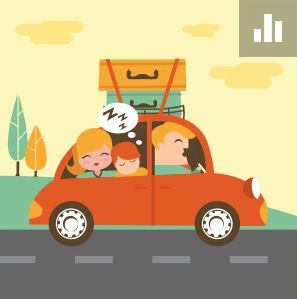Foolproof Guide To Traveling With Kids [Infographic]