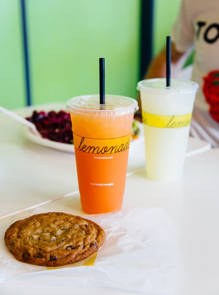 Lemonade - fast-casual cafeteria with great salads. Vegan and gluten-free friendly. Multiple locations in LA. Venice, Los Angeles Guide: Jonathan Lo's 11 Must-Visit Destinations