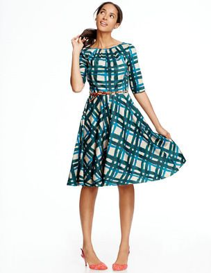 Amy Dress - Perfect shape to covert the 50s skirt I made into a dress