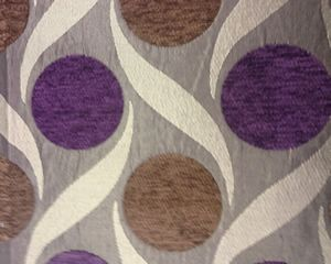 Chenille Fabric Purple Gray And Upholstery On Pinterest