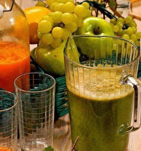 Яблочный сок с перечным вкусом