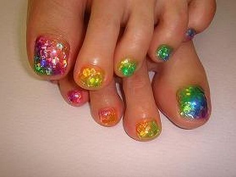 hellokitty toenail designs do it yourself | What do you think about embellished nail art?