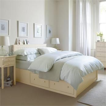 Olivia Storage Bed