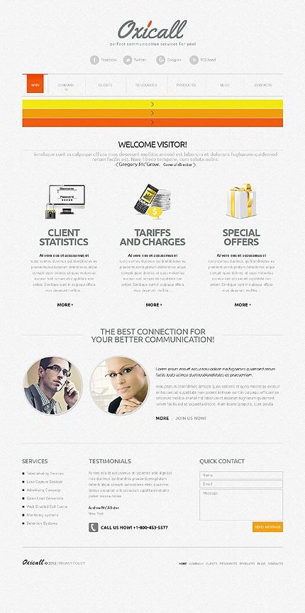 beautifully simple web design
