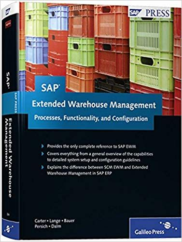 SAP Extended Warehouse Management: Processes, Functionality