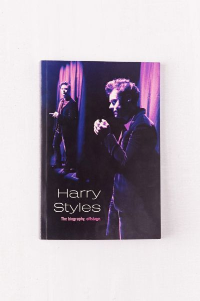 Harry Styles: The Biography, Offstage By Ali Cronin | Urban Outfitters