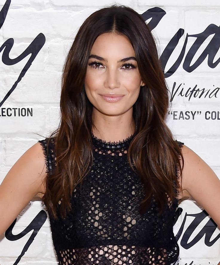 mid long hair styles 25 trending collarbone length hair ideas on 6593 | 56dba86aef6593a9564b137bad35195a lily aldridge lilies