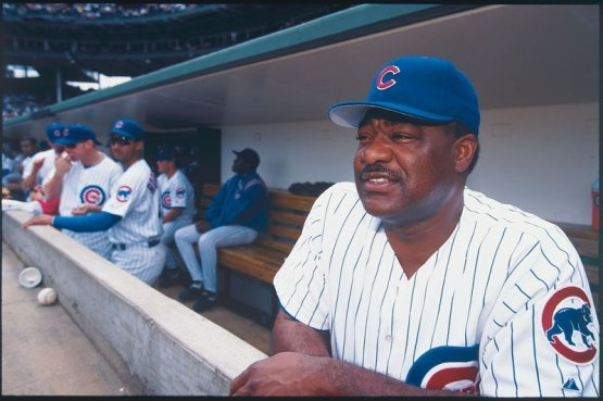 November 1, 1999  Cubs hire Don Baylor as manager.  Baylor has just a 187-220 record as manager of the Cubs over 2 1/2 seasons (2000 to 2002), his   best season being 2001 when the Cubs have an 88-74 record but narrowly miss a playoff appearance. (Photo from Cubs Vine Line Blog)