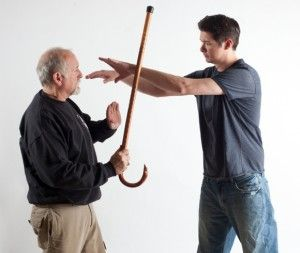 Self Defense for the Elderly - Teach your senior loved ones how to protect themselves.