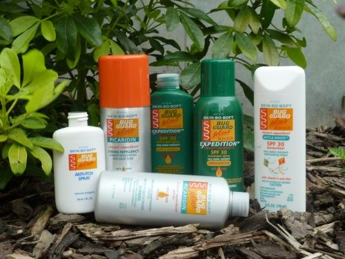 Avon Skin So Soft Bug Guard Essentials  http://www.walksandwalking.com/2012/07/walks-and-walking-avon-skin-so-soft-bug-guard-essentials/