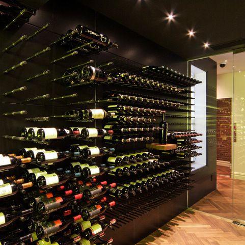 24 best vin de garde modern wine cellars new york installation images on pinterest cellar. Black Bedroom Furniture Sets. Home Design Ideas