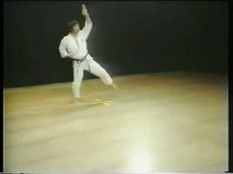 Shotokan Karate, Kata Empi - Kanazawa Hirokazu