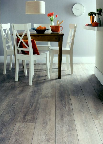 This Laminate flooring looks just like real wood! Available at http://www.simiflooring.com/