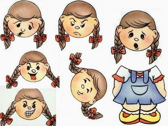 RECURSOS DE EDUCACION INFANTIL: EMOCIONES III