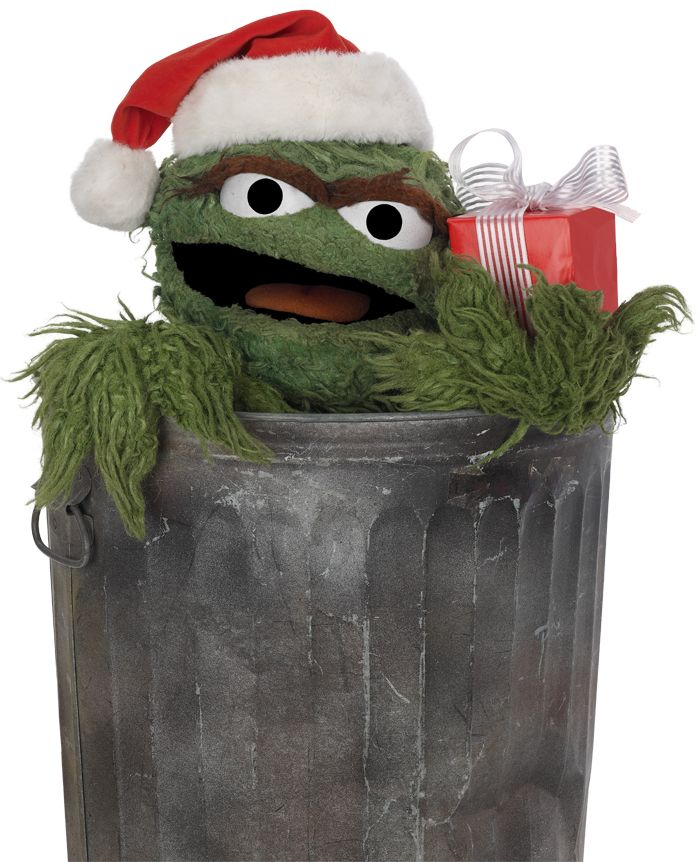 1000 Images About December Muppets Christmas On Pinterest: 1000+ Images About Oscar The Grouch On Pinterest