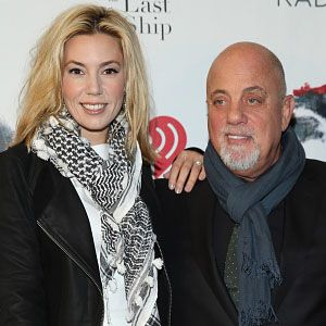 Billy Joel and Alexis Roderick are expecting their first child together!
