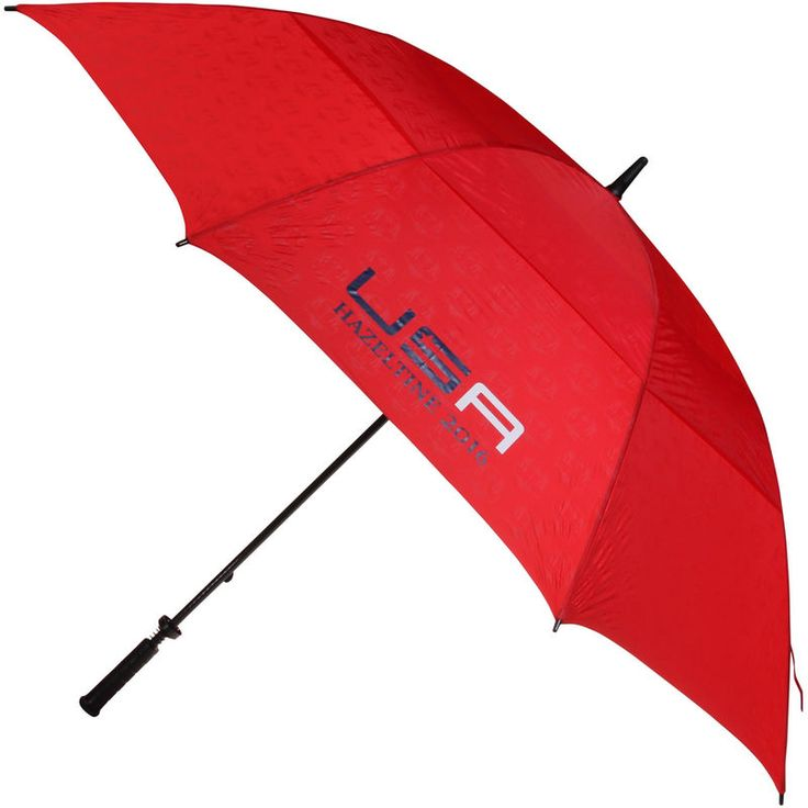 "2016 Ryder Cup 62"" Official Team USA Umbrella - Red"