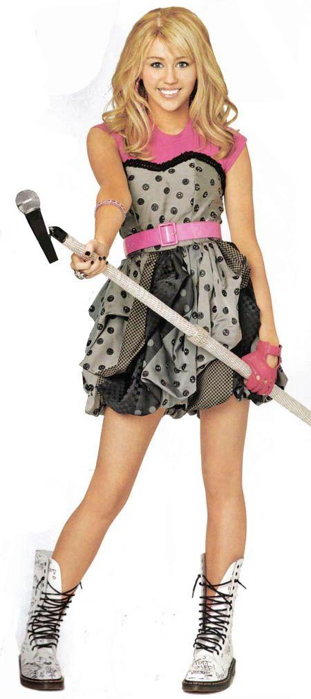 Image detail for -Hannah Montana Kostüme auch für Erwachsene? (kostuem, halloween)