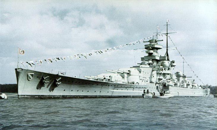 Scharnhorst (32700ton)