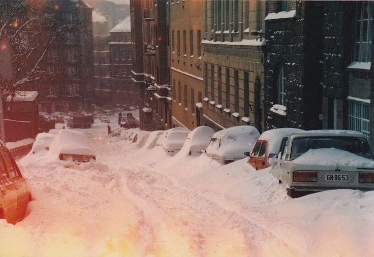 1987 January, Budapest