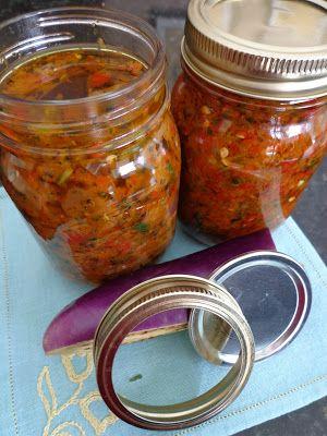 My kitchen Persian: Chilli in Oil Cream